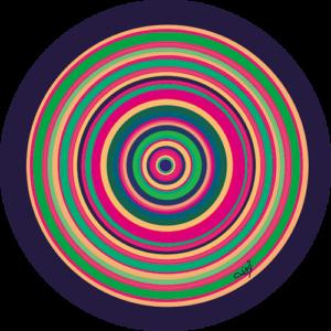 Lisa Dea – Saturn Slipmat