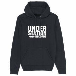 Understation Records – Black Hoodie