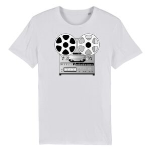 Reel to Reel by Noctū – T-shirt