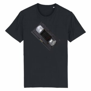 8 zero 8 Productions – Dark 2 VHS T-shirt