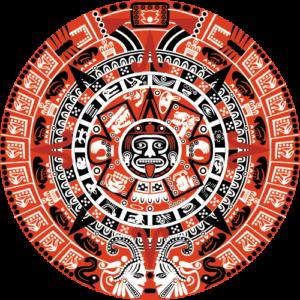 Noctu – Red Calendar Slipmat