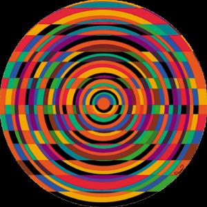 Lisa Dea – Cimple circle pure jazz Slipmat