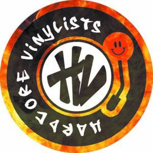 Hardcore Vinylists – Fire Slipmat