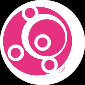 Lisa Dea – Pink Solar System Slipmat